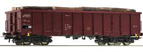 Roco 76807 Offener Güterwagen MAV Cargo | DC | Spur H0 kaufen
