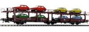 Roco 76834 Autotransportwagen Laes 543 DB | DC | Spur H0 kaufen