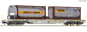 Roco 77340 Containtertragwagen Sgns AAE | DC | Spur H0 kaufen