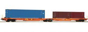 Roco 77360 Doppeltaschen-Gelenkwagen T2000 Wascosa | DC | Spur H0 kaufen