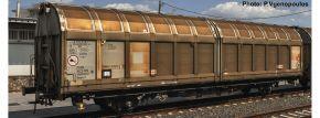 Roco 77486 Schiebewandwagen Hbbillns CD Cargo | Spur H0 kaufen