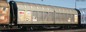 Roco 77488 Schiebewandwagen Hbbillns SBB Cargo | Spur H0 kaufen