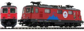 Roco 79402 E-Lok Re 420 Circus Knie SBB | AC-Sound | Spur H0 kaufen