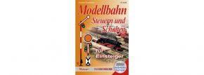 Roco 81389 Modellbahn-Handbuch: Steuern und Schalten für Einsteiger kaufen