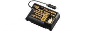 SANWA 107A41076A RX-380 Empfänger 2.4GHz | FH3 | 3-Kanal kaufen