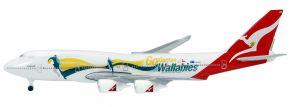 Schuco 403551612 Boeing 747-400 Qantas Flugzeugmodell 1:600 kaufen