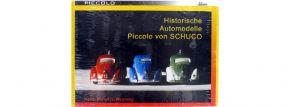 Schuco 01659 Historische Automodelle Piccolo | Hardcover Buch für Sammler kaufen