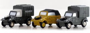 Schuco 01710  Piccolo Edition  2003 Deutsche Post 3 Modelle 1:90 | B-WARE kaufen
