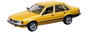 Schuco 03302 Opel Senator A jamaikagelb Automodell 1:43 | B-WARE kaufen