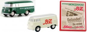 Schuco 05215 Piccolo Set BZ und Morgenpost 2 Stück Automodell 1:90 | B-WARE kaufen