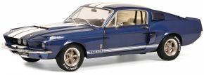 Schuco 421185630 Shelby Mustang GT500, blau | Modellauto 1:18 kaufen
