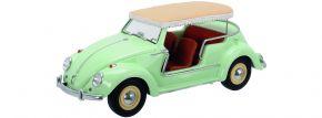 Schuco 450008000 VW Käfer Jolly Showcar grün | Standmodell 1:18 kaufen