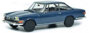 Schuco 450020800 BMW Glas 3000 V8, blau | Modellauto 1:18 kaufen