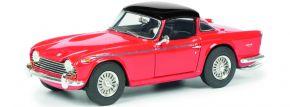 Schuco 450024600 Triumph TR5 rot | Automodell 1:18 kaufen