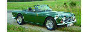 Schuco 450024800 Triumph TR250 grün | Automodell 1:18 kaufen