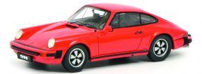 Schuco 450025600 Porsche 911 Coupe rot | Automodell 1:18 kaufen
