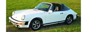 Schuco 450025700 Porsche 911 Targa weiss | Automodell 1:18 kaufen