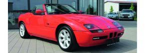 Schuco 450026400 BMW Z1 Roadster rot | Automodell 1:18 kaufen