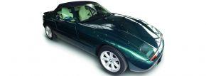 Schuco 450026500 BMW Z1 Roadster grün | Automodell 1:18 kaufen