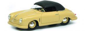 Schuco 450029600 Porsche 356 Gmünd beige | Automodell 1:18 kaufen