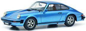 Schuco 450029700 Porsche 911 Coupe blau | Automodell 1:18 kaufen