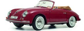 Schuco 450031600 Porsche 356 A, rot | Modellauto 1:18 kaufen