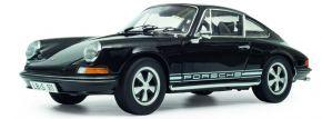 Schuco 450036300 Porsche 911 S, schwarz | Modellauto 1:18 kaufen