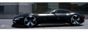 Schuco 450046500 MB AMG Vision GT, matt schwarz   Modellauto 1:12 kaufen