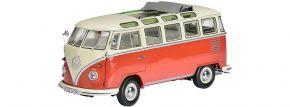 Schuco 450051100 VW T1b Samba beige/rot | Modellauto 1:8 kaufen