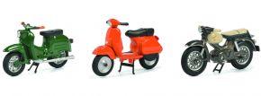 Schuco 450380100 3er Set Motorräder | Motorradmodelle 1:43 kaufen