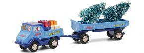 Schuco 450527700 Piccolo Unimog 401 Christmas Edt. 2020 | LKW-Modell 1:90 kaufen