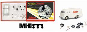 Schuco 450560400 Piccolo Montagekasten MB L319 Lieferwagen | MHI | Automodell 1:90 kaufen