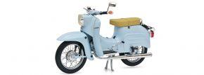Schuco 450663100 Simson KR51/1 hellblau | Motorradmodell 1:10 kaufen