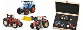 Schuco 450765900 Set Traktorlegenden in Holzkiste | Traktormodelle 1:32 kaufen