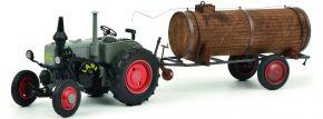 Schuco 450769400 Lanz Bulldog mit Güllefass | Landwirtschaftsmodell 1:32 kaufen