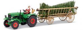 Schuco 450782300 Deutz F3 Weihnachten 2020 | Traktormodell 1:32 kaufen