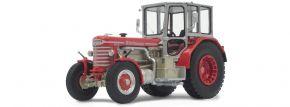 Schuco 450902700 Hürlimann DH 6 rot | Traktormodell 1:43 kaufen