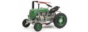 Schuco 450902900 Steyr 80 grün-grau | Traktormodell 1:43 kaufen