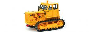 Schuco 450905700 Kettentraktor T100 M3 gelb | Landwirtschaftsmodell 1:32 kaufen