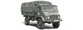 Schuco 450912700 Unimog 404 S oliv | Militär 1:35 kaufen