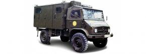 Schuco 450912800 Unimog 404 S Koffer | Militär 1:35 kaufen