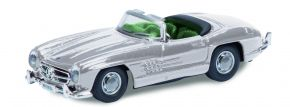 Schuco 452639400 MB 300SL Roadster, weiß | Modellauto 1:87 kaufen
