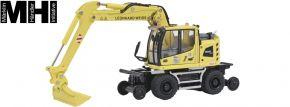 Schuco 452646900 Liebherr A922 Rail | Leonhard Weiss | MHI | Baumaschinen-Modell 1:87 kaufen