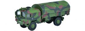 Schuco 452647500 MAN Truck 5t gl BW | Militär Modell 1:87 kaufen