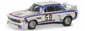 Schuco 452648800 BMW CSL 3.5 Nr.59 | Modellauto 1:87 kaufen