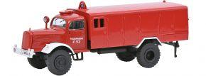 Schuco 452649600 MB LG 315 LF Feuerwehr | Blaulichtmodell 1:87 kaufen