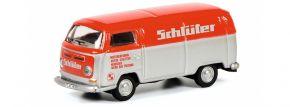 Schuco 452650700 VW T2 SCHLÜTER   Automodell 1:87 kaufen