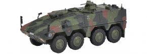Schuco 452652400 Boxer Transportpanzer Bundeswehr | Militärmodell 1:87 kaufen