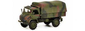 Schuco 452652700 Unimog S404 Bundeswehr   Militärmodell 1:87 kaufen