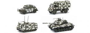 Schuco 452653000 4-tlg. Set Wintertarnung BW | Militärmodell 1:87 kaufen